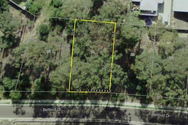 Picture of 18 Bellbird Drive, MALUA BAY NSW 2536