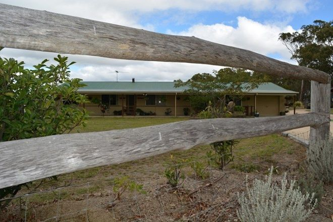 Picture of 155 Cannon Creek Road, STANTHORPE QLD 4380