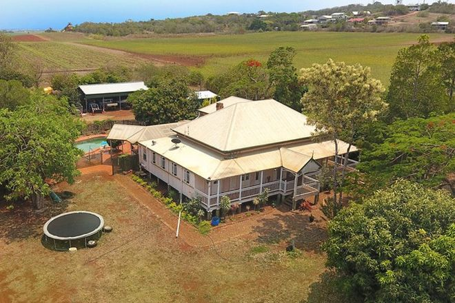 Picture of 189 Windermere Rd, QUNABA QLD 4670