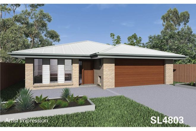 Picture of Lot 173 Regency Crescent, BEACONSFIELD QLD 4740