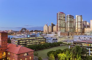Picture of A805/24 Point Street, Pyrmont NSW 2009