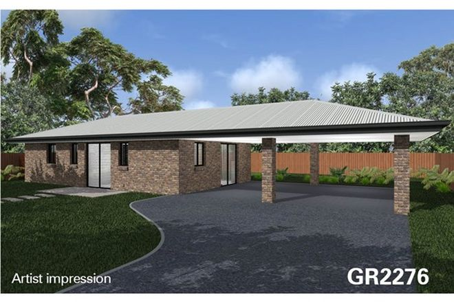 Picture of Lot 41 Funk Road, REGENCY DOWNS QLD 4341