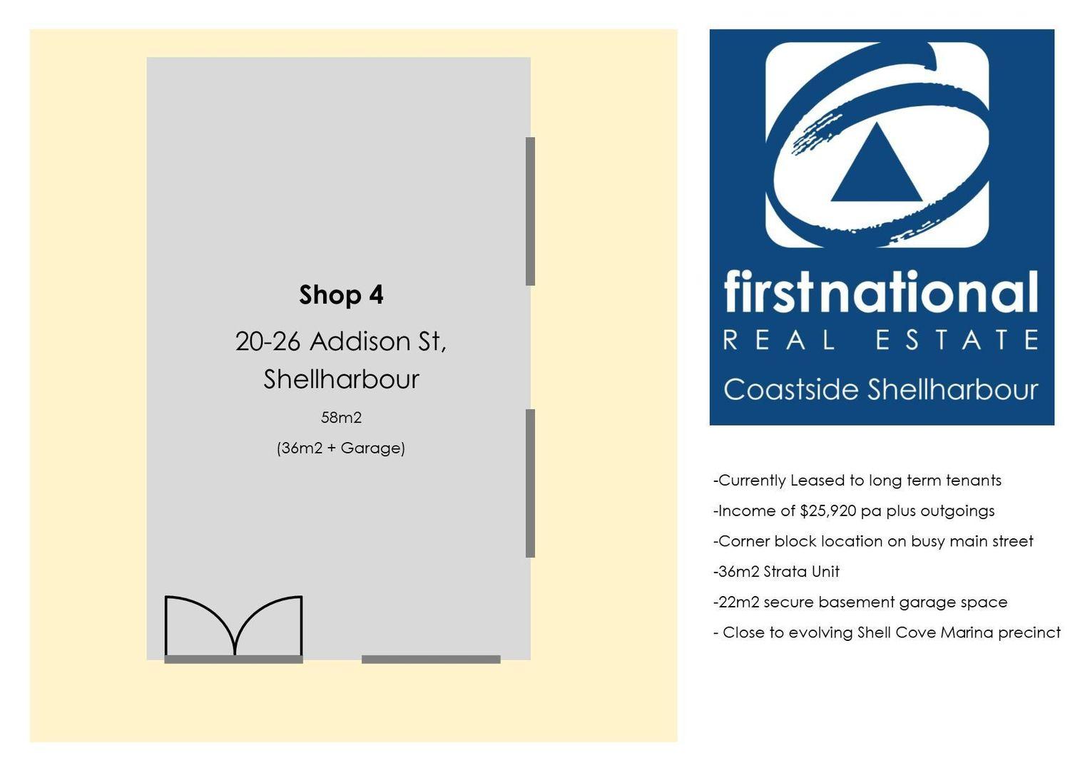 4c/20-26 Addison Street, Shellharbour NSW 2529, Image 1