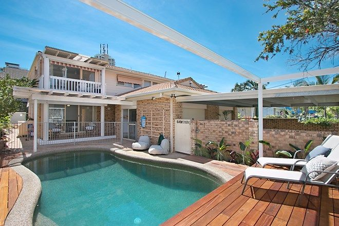 Picture of 1/3 Symonds Road, BURLEIGH HEADS QLD 4220