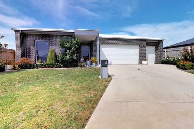 Picture of 4 Shirley Ann Court, TRARALGON VIC 3844