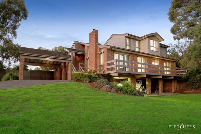 Picture of 16 Dobell Drive, ELTHAM VIC 3095