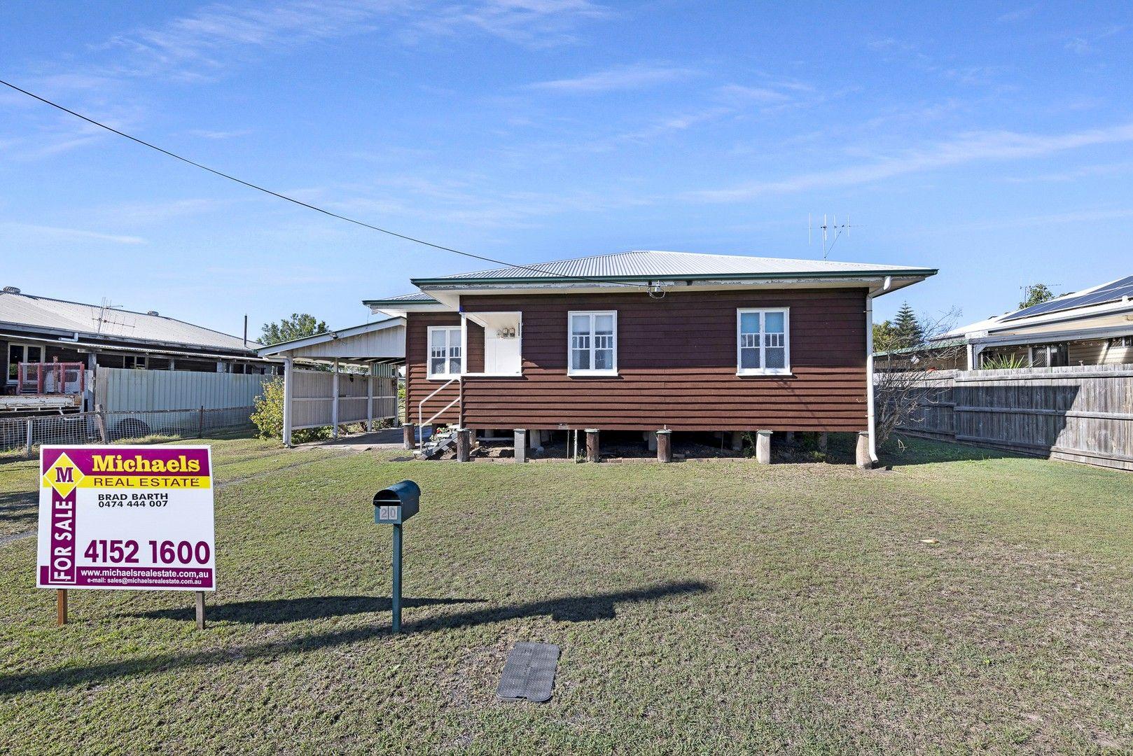 20 Totten Street, Kepnock QLD 4670, Image 0