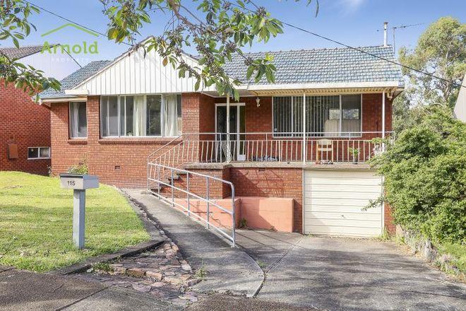 Picture of 115 University Drive, NORTH LAMBTON NSW 2299