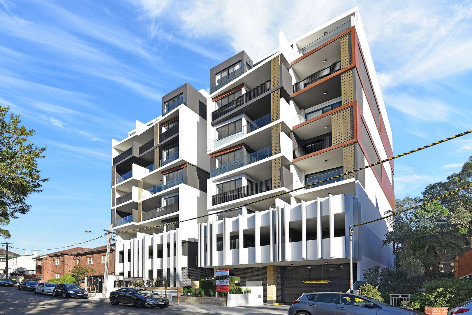 303/8 Murrell Street, Ashfield NSW 2131, Image 0