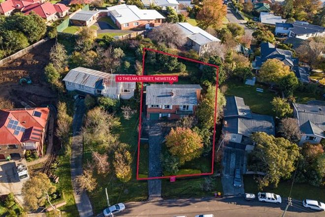 Picture of 12 Thelma Street, NEWSTEAD TAS 7250