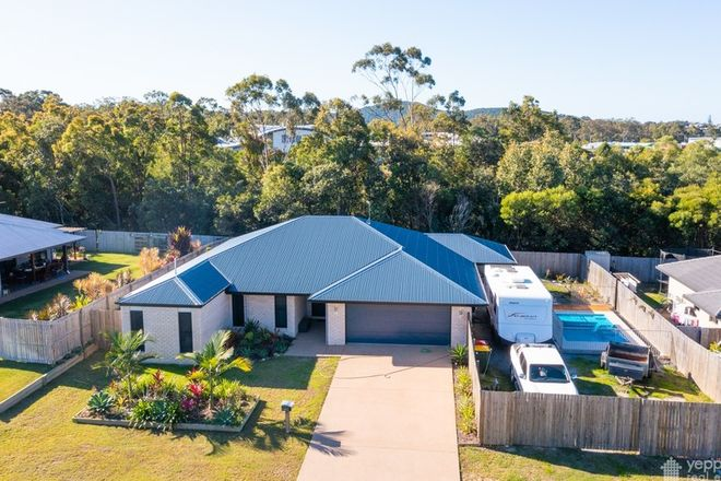 Picture of 6 Wistari Drive, HIDDEN VALLEY QLD 4703