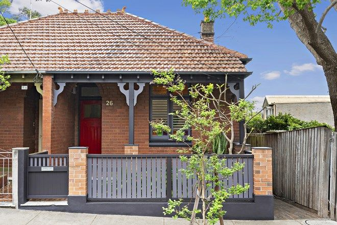 Picture of 26 Don Street, NEWTOWN NSW 2042