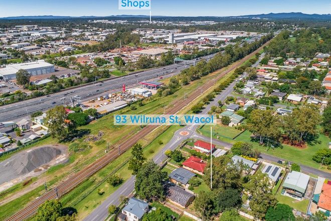 Picture of 93 Wilruna St, WACOL QLD 4076