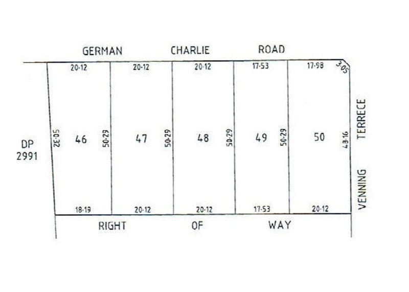 Lot 49 German Charlie Road, Pinnaroo SA 5304, Image 1