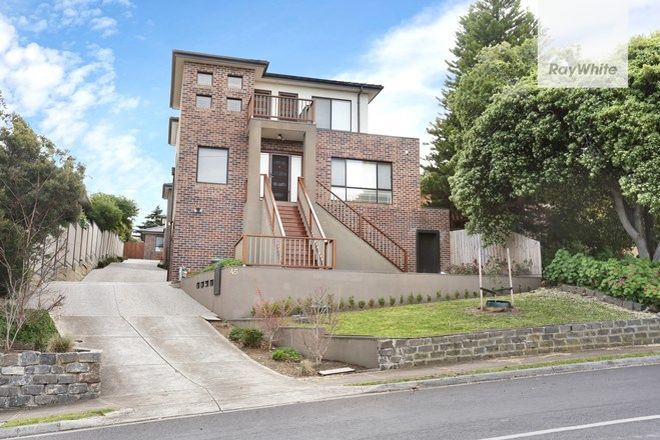 Picture of 1/45 Northumberland Road, PASCOE VALE VIC 3044