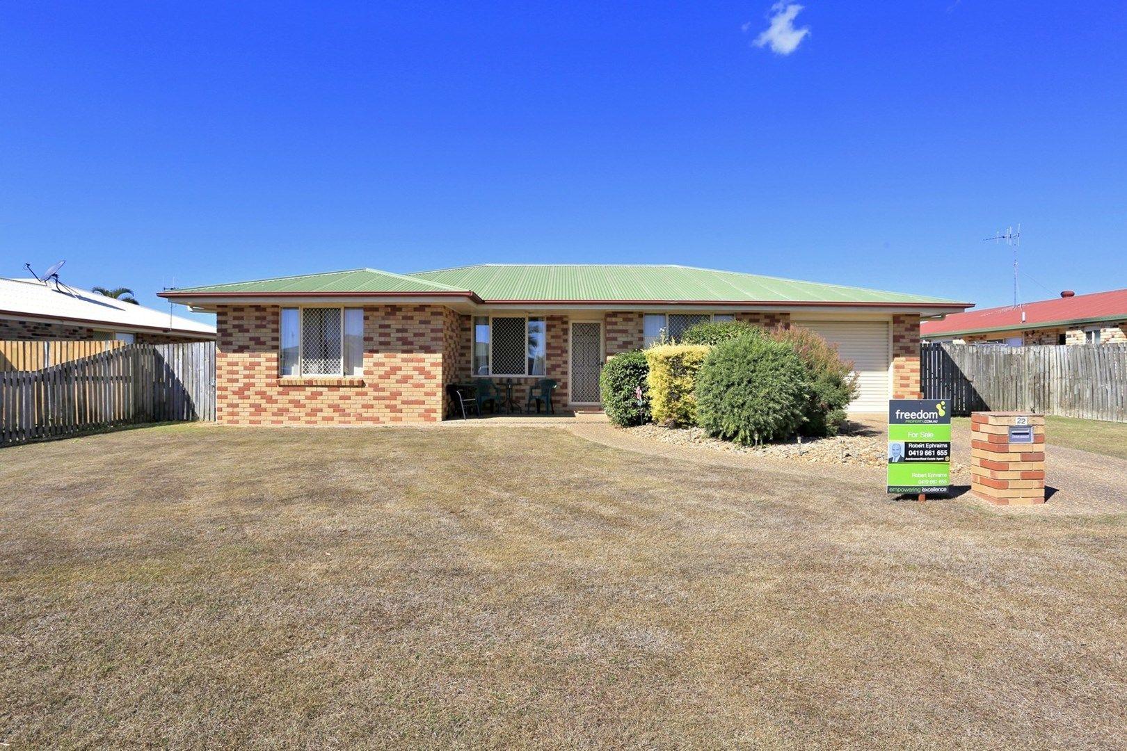 22 Stehbens Drive, Kepnock QLD 4670, Image 0