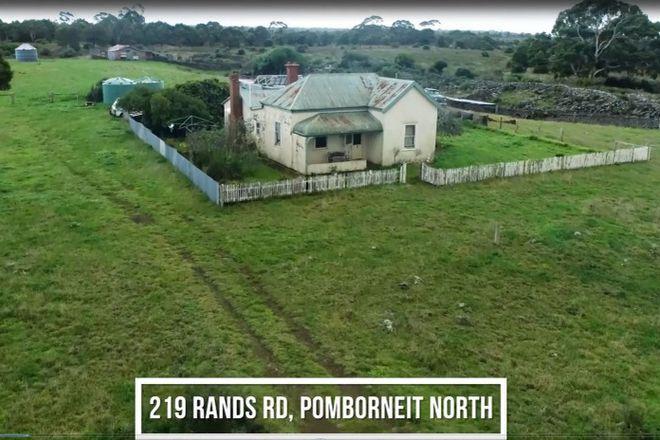 Picture of 219 Rands Road, POMBORNEIT NORTH VIC 3260