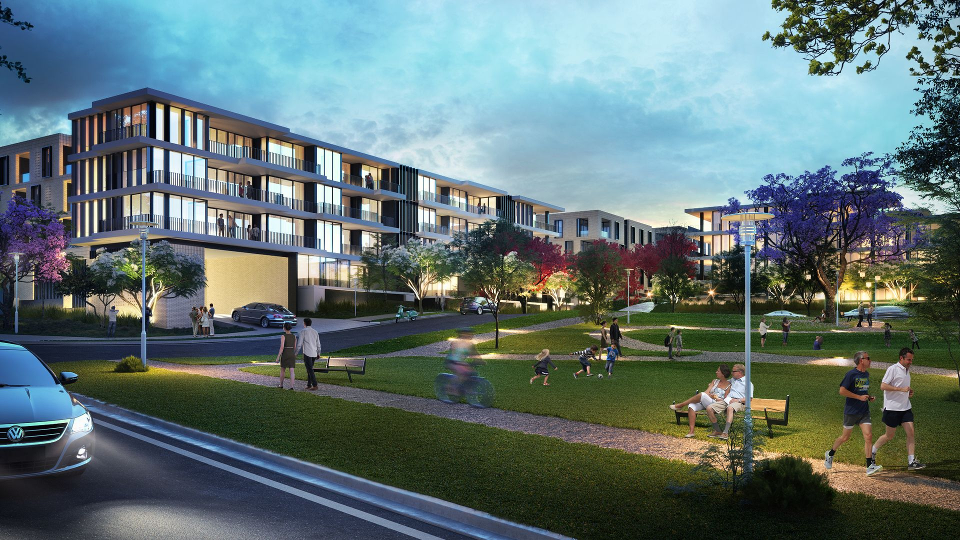 C303/88 Rouse RD, Rouse Hill NSW 2155, Image 2