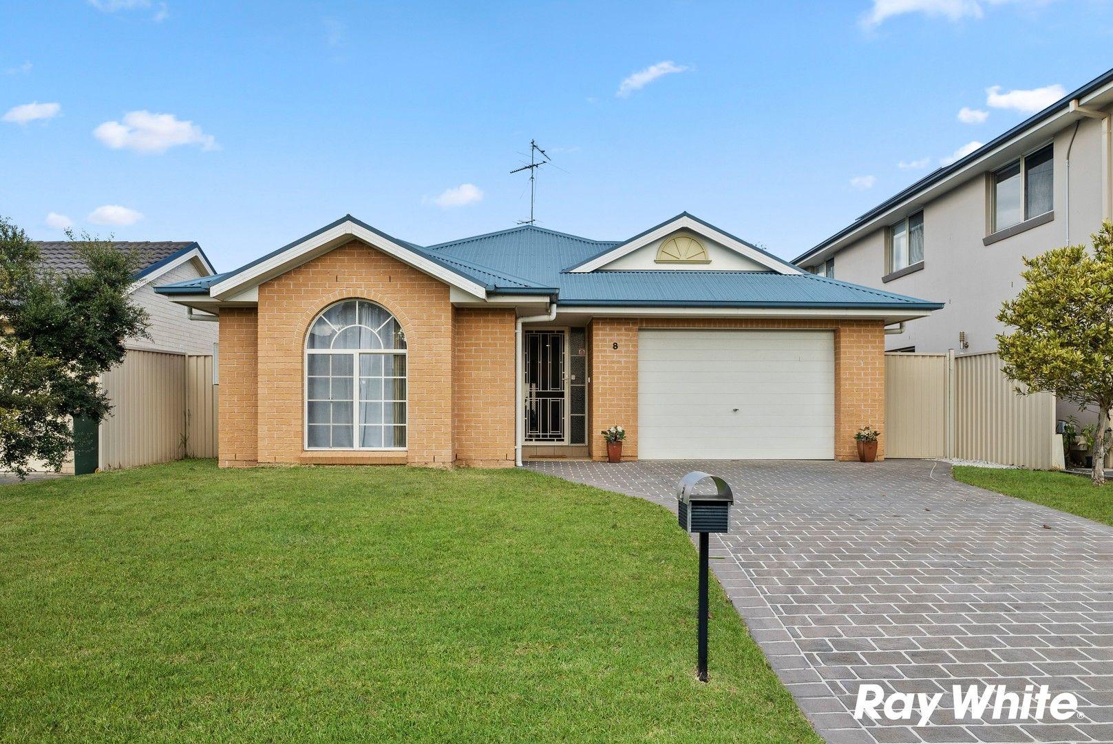 8 Sassafras Street, Parklea NSW 2768, Image 0