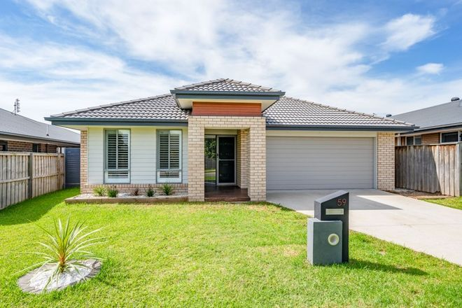 Picture of 59 Scenic Drive, GILLIESTON HEIGHTS NSW 2321