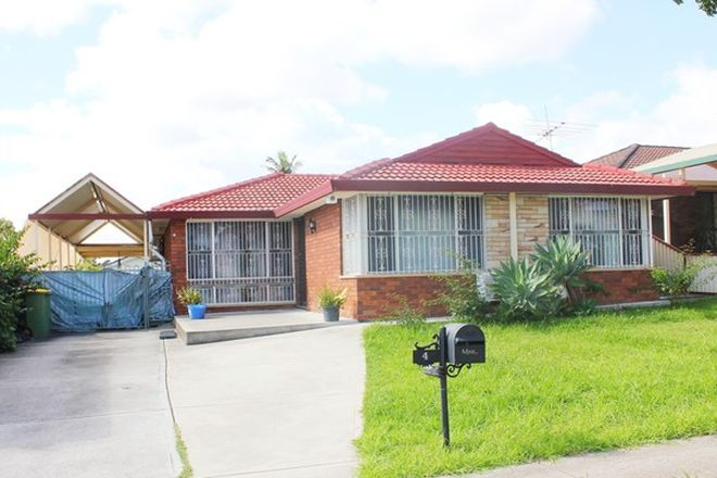 Picture of 4 Wellington Street, WAKELEY NSW 2176