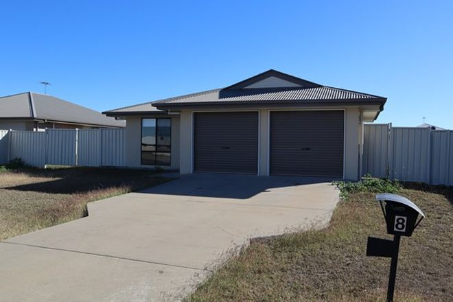Picture of 8 Baird Street, EMERALD QLD 4720