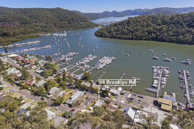 Picture of 68 Brooklyn Road, BROOKLYN NSW 2083