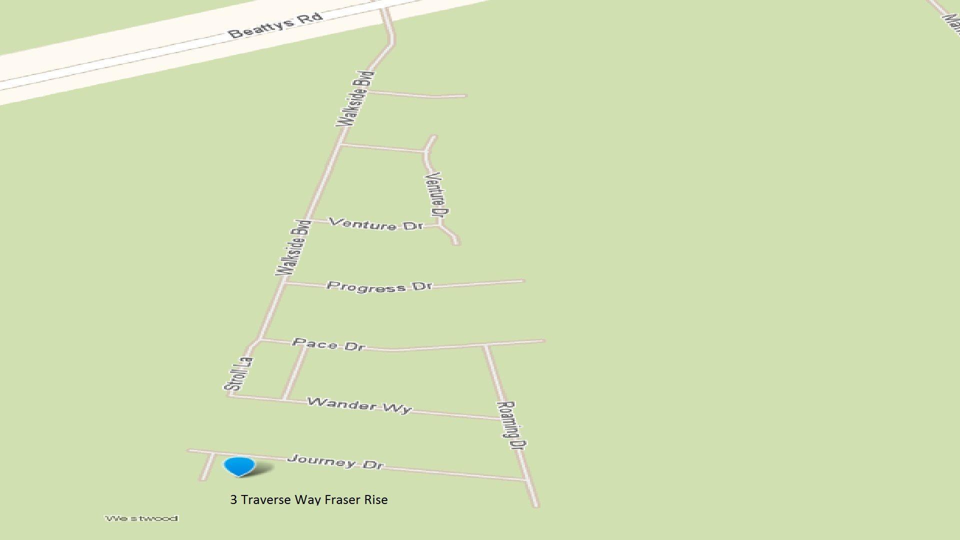 3 Traverse Way, Fraser Rise VIC 3336, Image 1