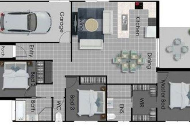 Picture of Lot 80 Bulimba Street, TANNUM SANDS QLD 4680