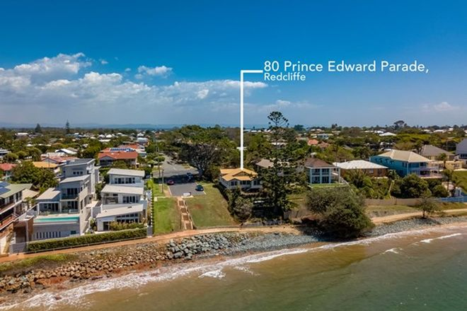 Picture of 80 Prince Edward Parade, REDCLIFFE QLD 4020