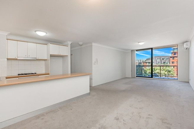 Picture of 8506/177-219 Mitchell Road, ERSKINEVILLE NSW 2043
