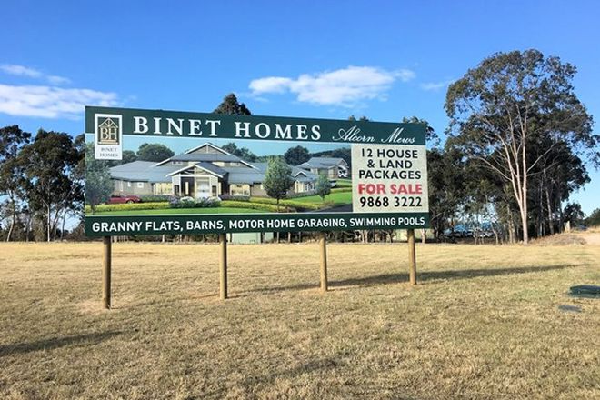 Picture of Wells Street, PITT TOWN NSW 2756