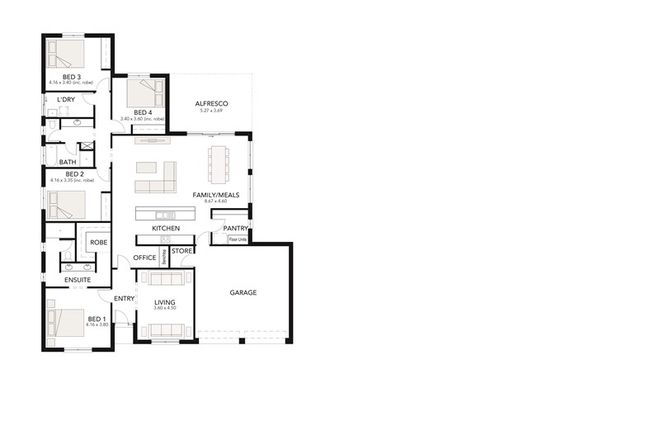 Picture of Lot 809 Aurora Circuit, MEADOWS SA 5201