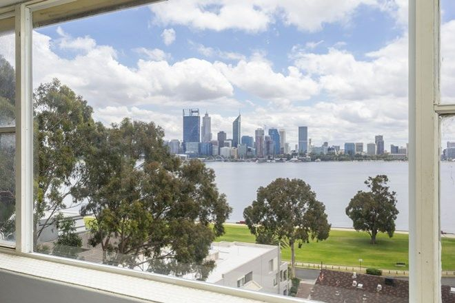 Picture of 4N/9 Parker Street, SOUTH PERTH WA 6151