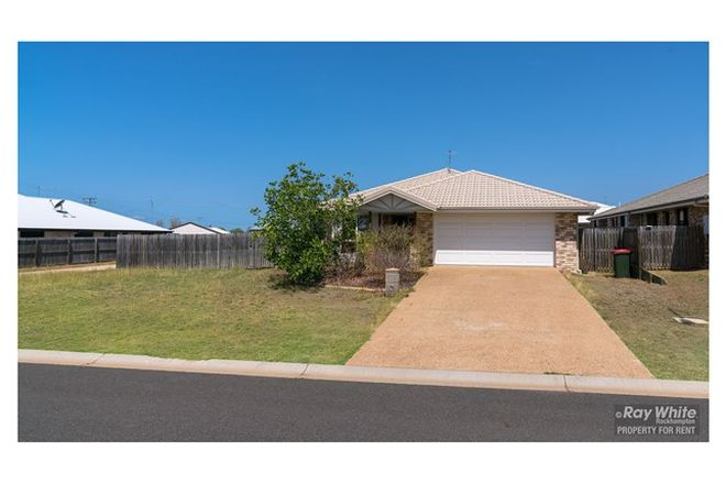 Picture of 8 Bronco Crescent, GRACEMERE QLD 4702