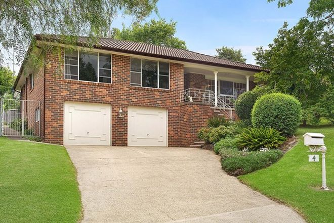 Picture of 4 Washington Place, CASTLE HILL NSW 2154