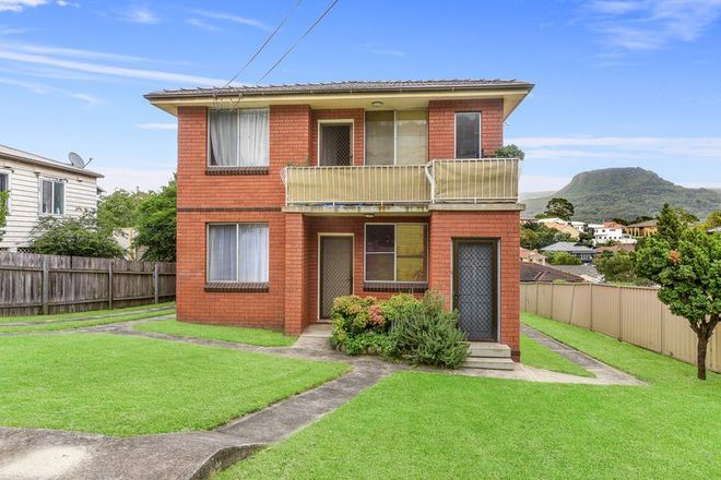 Picture of 1/10 Dudley  Street, WOLLONGONG NSW 2500