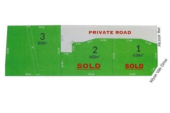 Picture of Lot 3 Wynn Vale Drive, GULFVIEW HEIGHTS SA 5096