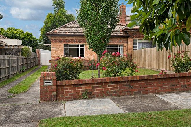Picture of 116 Normanby Road, KEW EAST VIC 3102