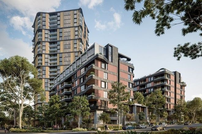 Picture of C417/14-16 Hill Road, WENTWORTH POINT NSW 2127