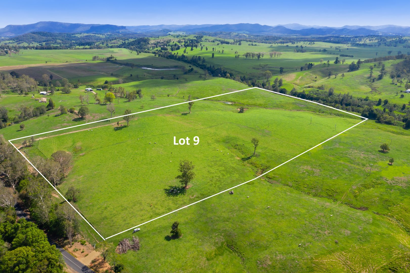 Lot 8-9, 1023 Kenilworth Skyring Creek Road, Carters Ridge QLD 4563, Image 2