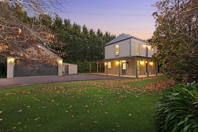 Picture of 1236 Kyneton-Metcalfe Road, KYNETON VIC 3444