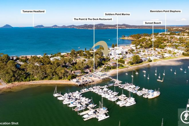 Picture of 7 Sunset Boulevard, SOLDIERS POINT NSW 2317
