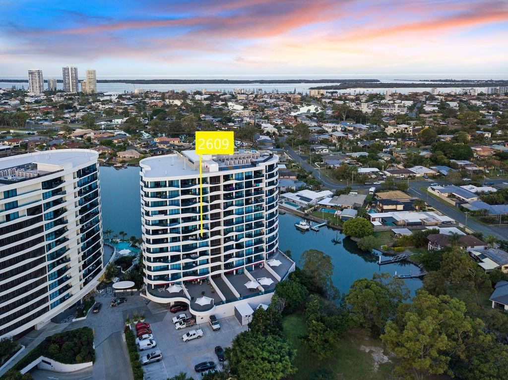2609/5 Harbour Side Court, Biggera Waters QLD 4216, Image 0