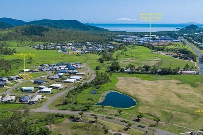 Picture of 9 Masthead Road, CANNONVALE QLD 4802