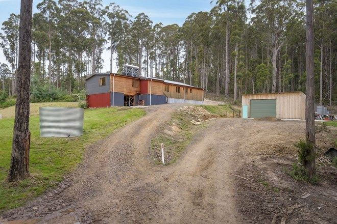 Picture of 16 Dalys Hill Road, GARDEN ISLAND CREEK TAS 7112