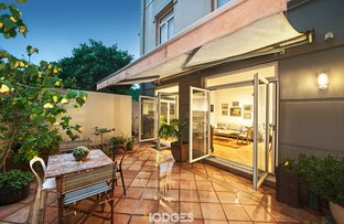 Picture of 106/89 Beach Street, Port Melbourne VIC 3207