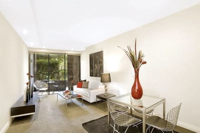 Picture of D203/24 Point Street, PYRMONT NSW 2009