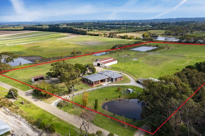 Picture of 85 Coolibah Road, PEARCEDALE VIC 3912