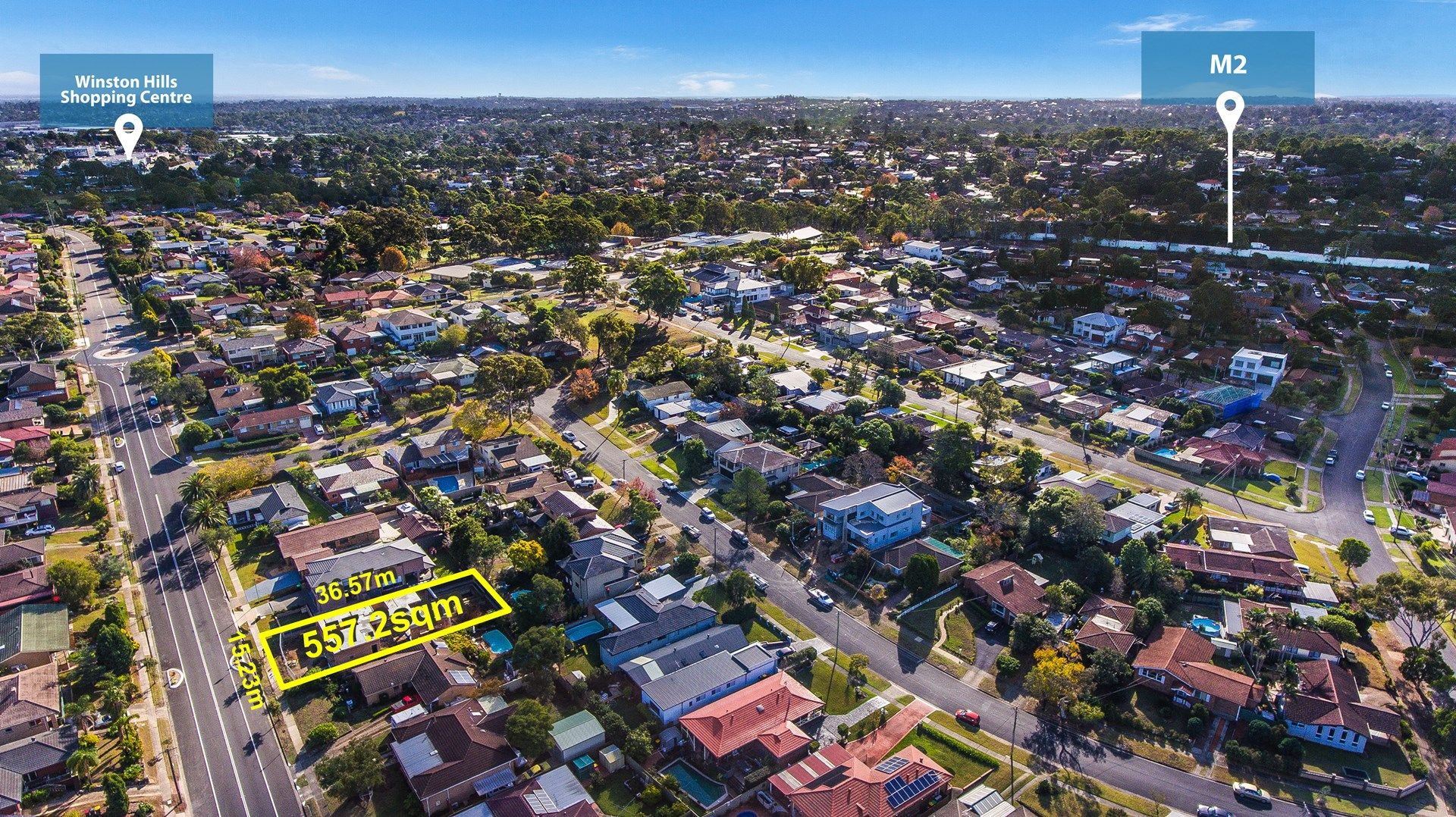 52 Caroline Chisholm Drive, Winston Hills NSW 2153, Image 0